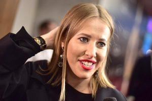 Ксения Собчак сменила цвет волос: поклонники шокированы новым снимком звезды