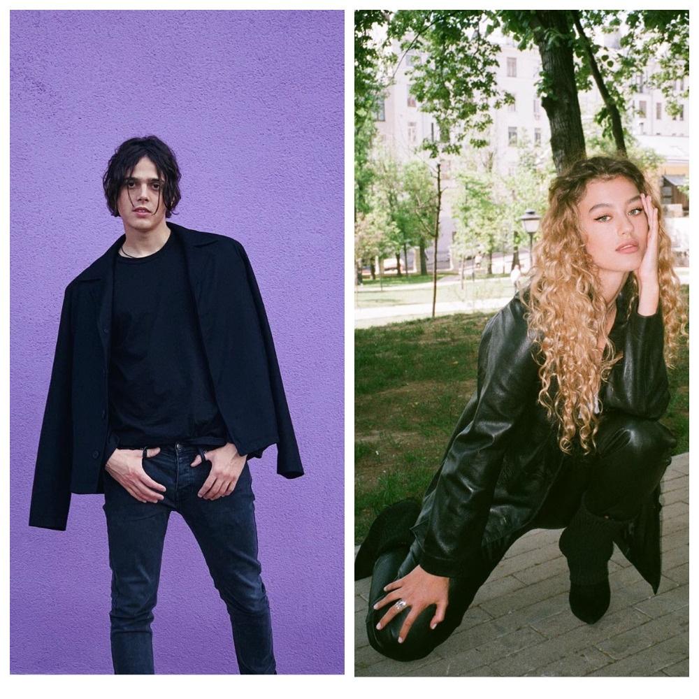 Alekseev и Ульяна Синецкая снова дали повод заговорить об их романе