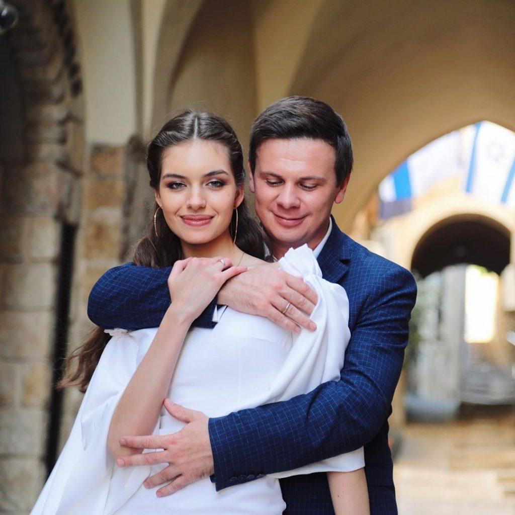 Дмитрий Комаров и Александра Кучеренко признались, когда у них завязался роман