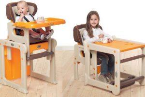 Детский стул для кормления. На что обратить внимание при покупке?