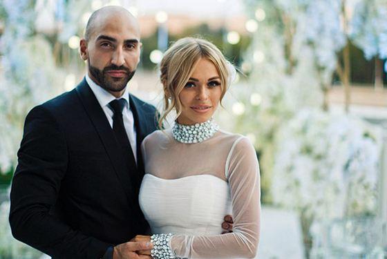 Анна Хилькевич трогательно поздравила мужа с днём рождения