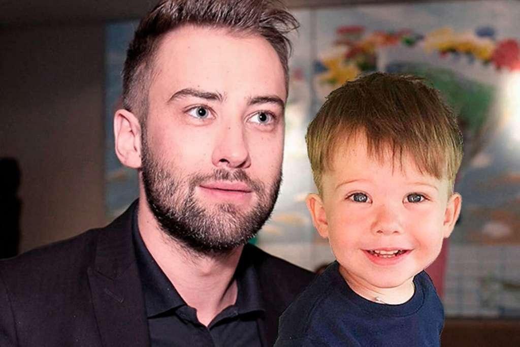 Дмитрий Шепелев подарил сыну телефон