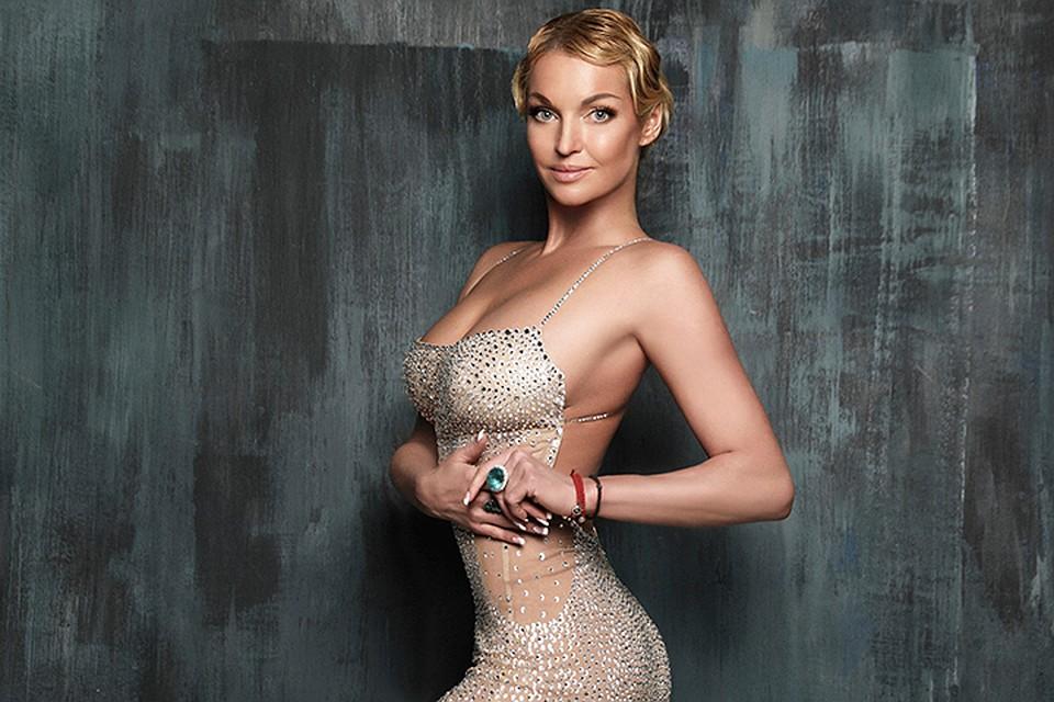 Анастасия Волочкова показала подросшую дочь