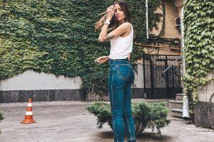 На стиле: Надя Дорофеева примерила одежду из новой коллекции SO DODO