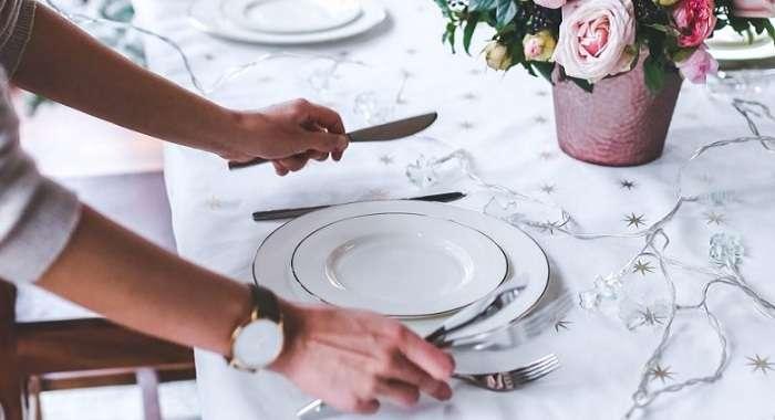 Сервировка стола - это интрига перед подачей шедевров