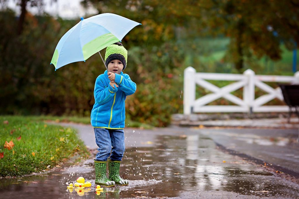 Как выбрать качественную детскую куртку?
