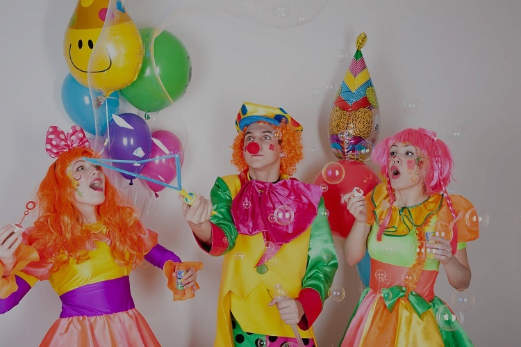 Организация дня рождения на дому