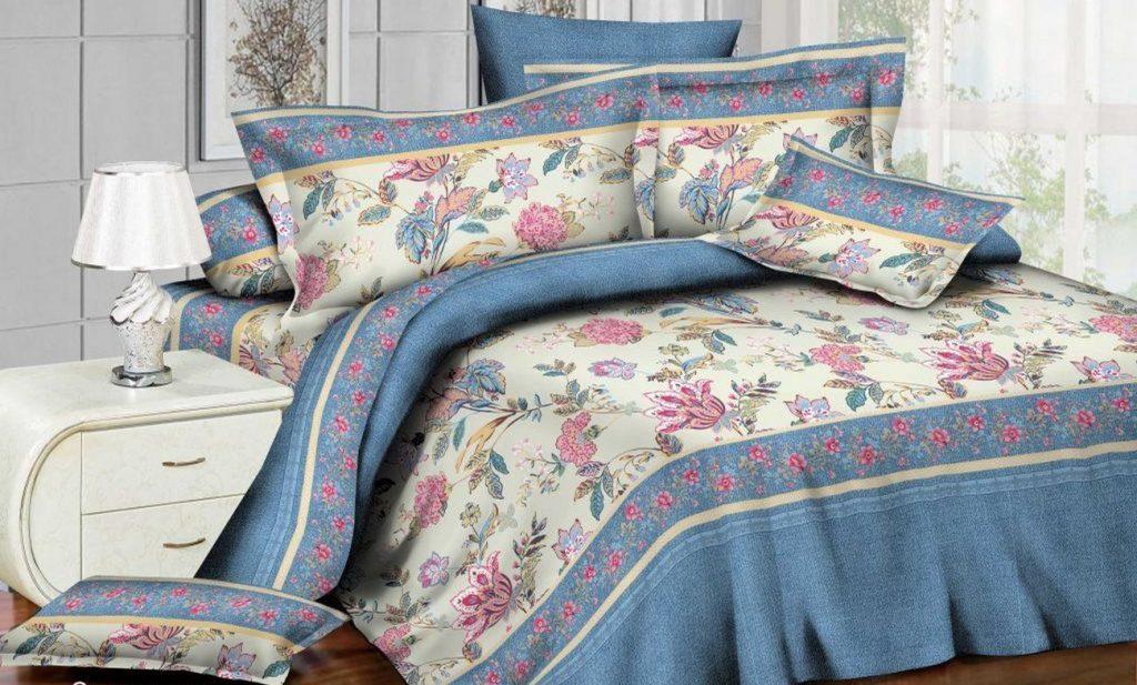 Микросатин — текстиль для вашей спальни