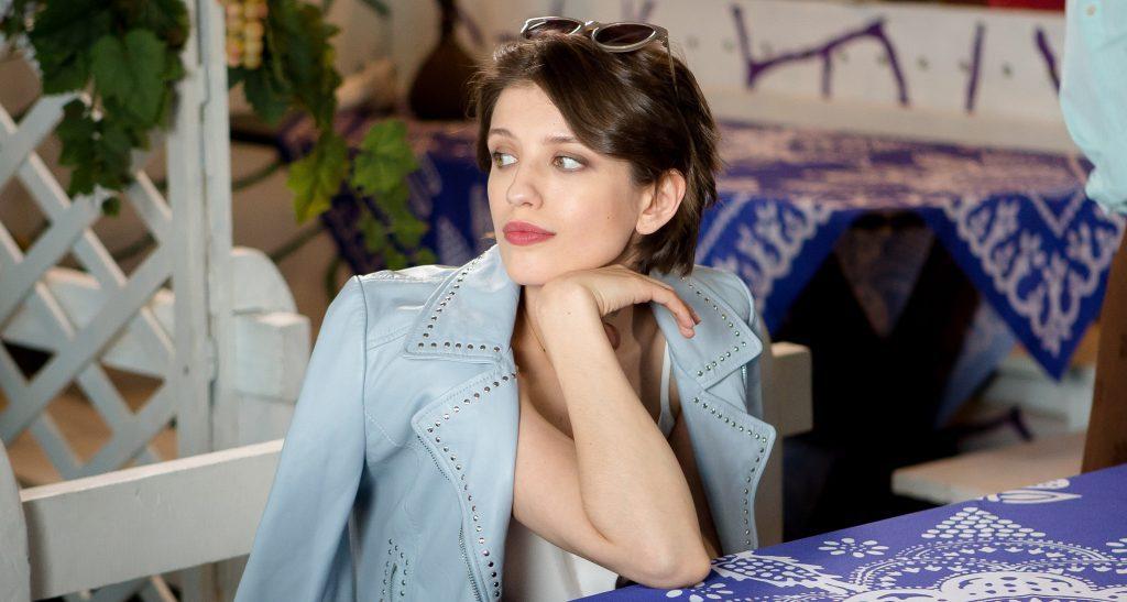 Анна Чиповская показала дочь