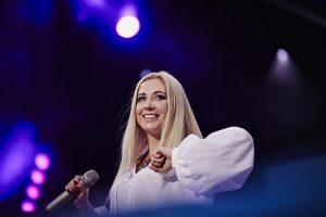Тоня Матвиенко удостоилась высокой награды