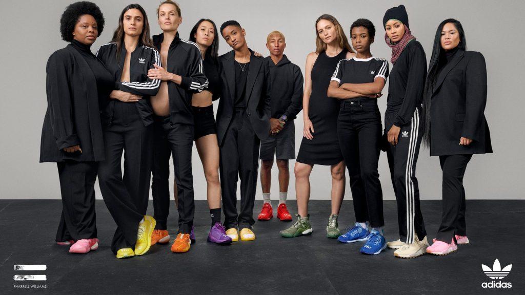 Коллекция  «Now Is Her Time»; фото Adidas