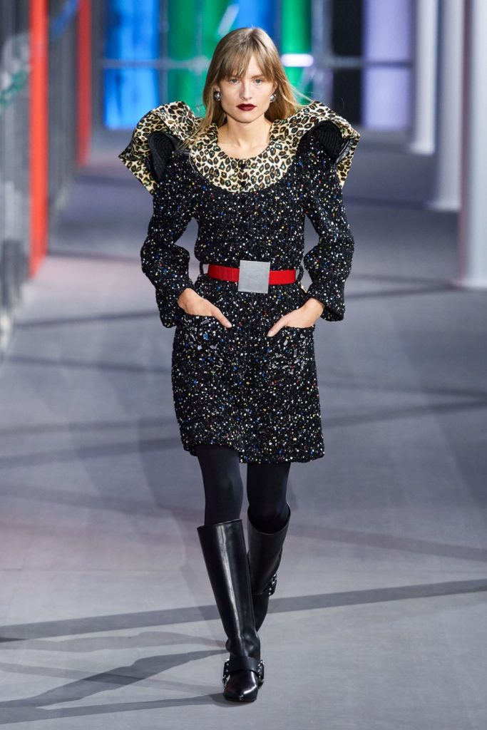 Louis Vuitton осень-зима 2019/2020; фото vogue.ua