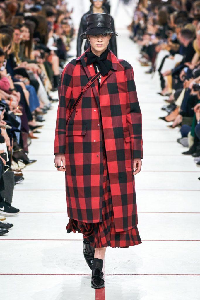 Christian Dior осень-зима 2019/2020; фото vogue.ua