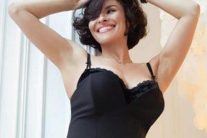 «Редкость для мира гламура»: Надежда Мейхер снова показала себя без косметики