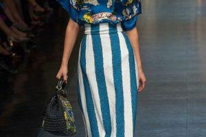 3 совета, как выгодно носить полосатые вещи
