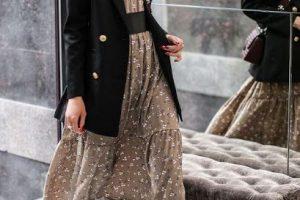 Модные принты осени 2019