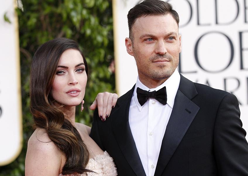 Муж красотки Меган Фокс признался, что не хотел идти с ней на первое свидание