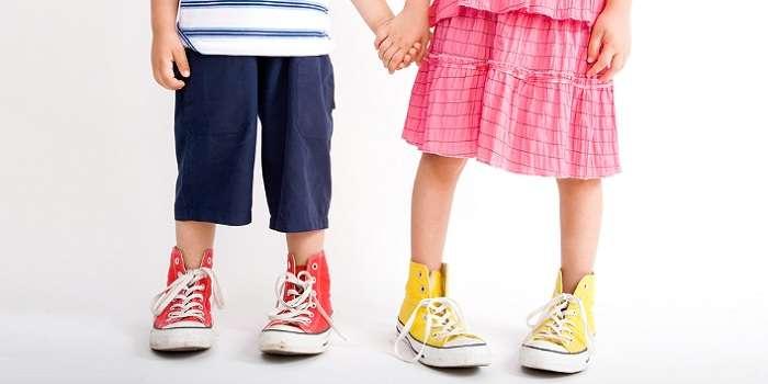 Правильная детская обувь — залог здорового развития ребенка