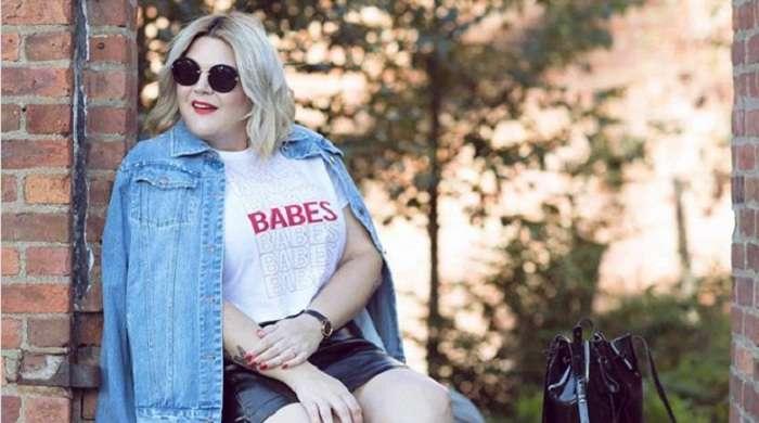 Модели плюс-сайз теперь могут позволить себе модное платье