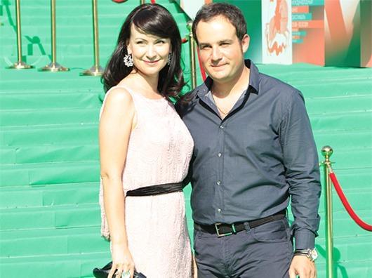 Нона Гришаева с мужем отпраздновали кружевную свадьбу