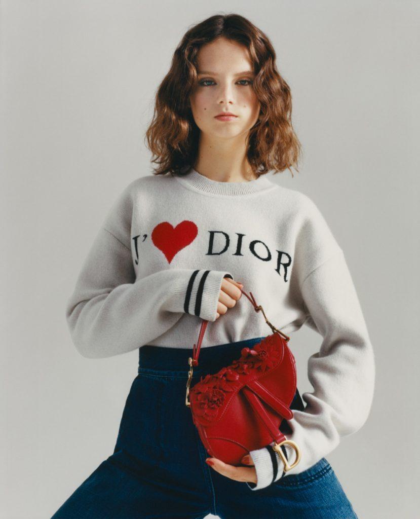 С любовью от Dior: новая коллекция посвящена прекрасному чувству