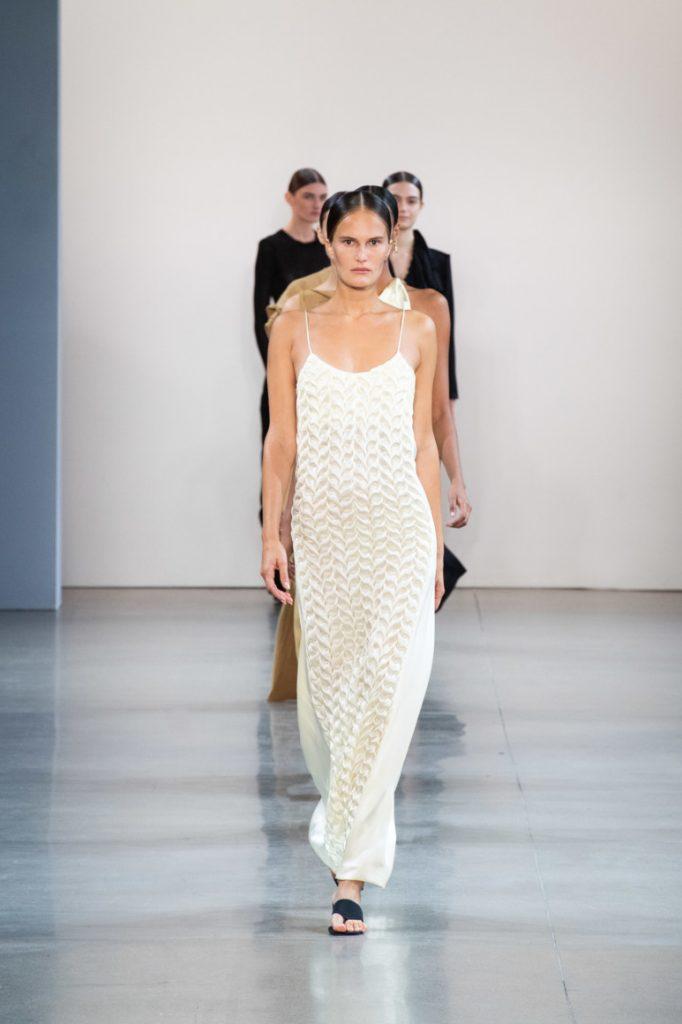 На неделе моды в Нью-Йорке был представлен украинский бренд