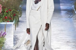 Мятая одежда в исполнении Джейсона Ву: новая коллекция после долгого перерыва