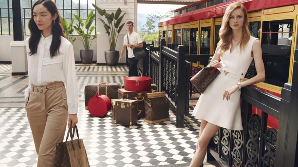 Вьетнамский кампейн от Louis Vuitton
