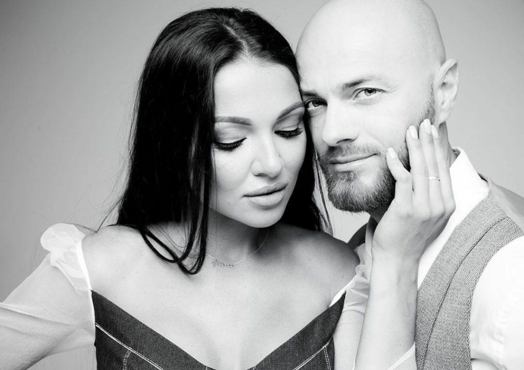 Влад Яма и его жена Лилия отпраздновали пятую годовщину свадьбы