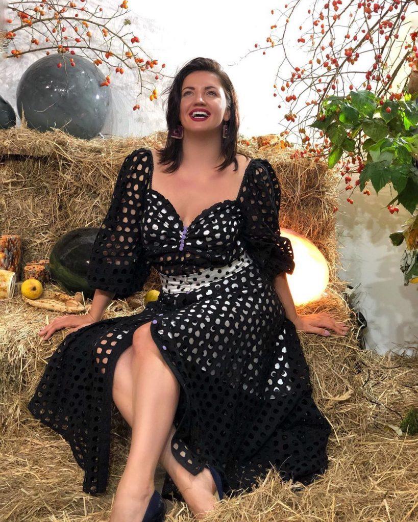 Оля Цибульская  стала главной героиней нового выпуска издания «Натали»