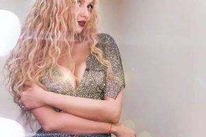 Оля Полякова украсила обложку свежего номера «Теленедели»