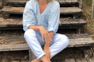 Анита Луценко устроила себе долгожданный отпуск