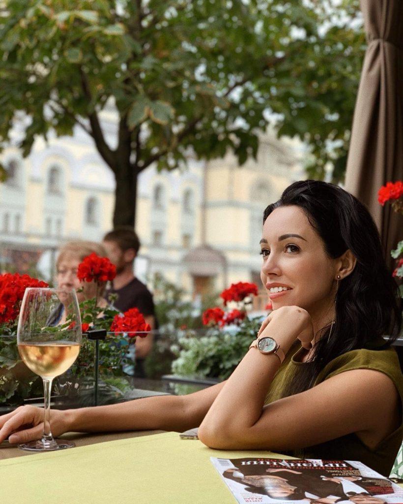 Екатерина Кухар примеряла образ легендарной певицы Эми Уайнхаус