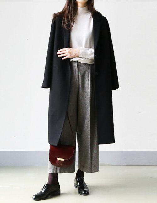 Маст-хэвы для базового осеннего гардероба в стиле минимализма