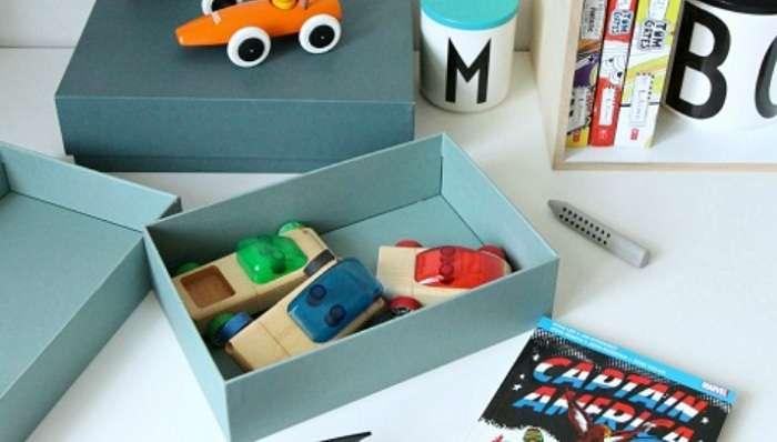 Пришло время правильно упаковать игрушки ребенка