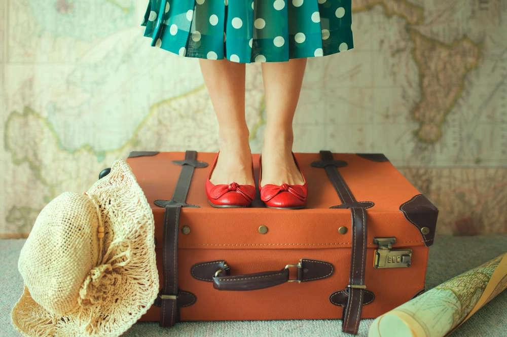 Выбираем чемодан в поездку