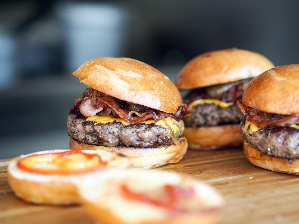 История гамбургера — Откуда взялся бургер