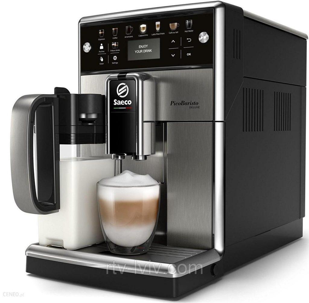 Выбор кофемашины: критерии подбору идеальной кофемашины