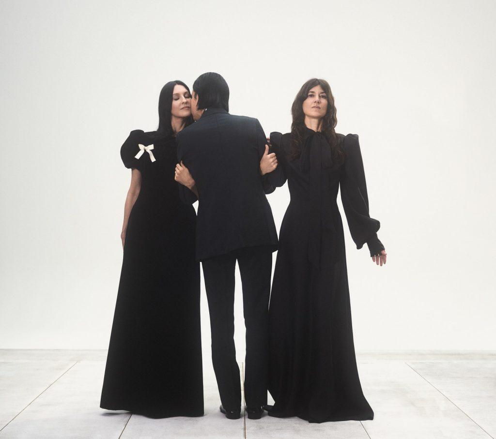 Кампейн от бренда THE VAMPIRE'S WIFE: Кира Найтли, Кейт Мосс и многие другие