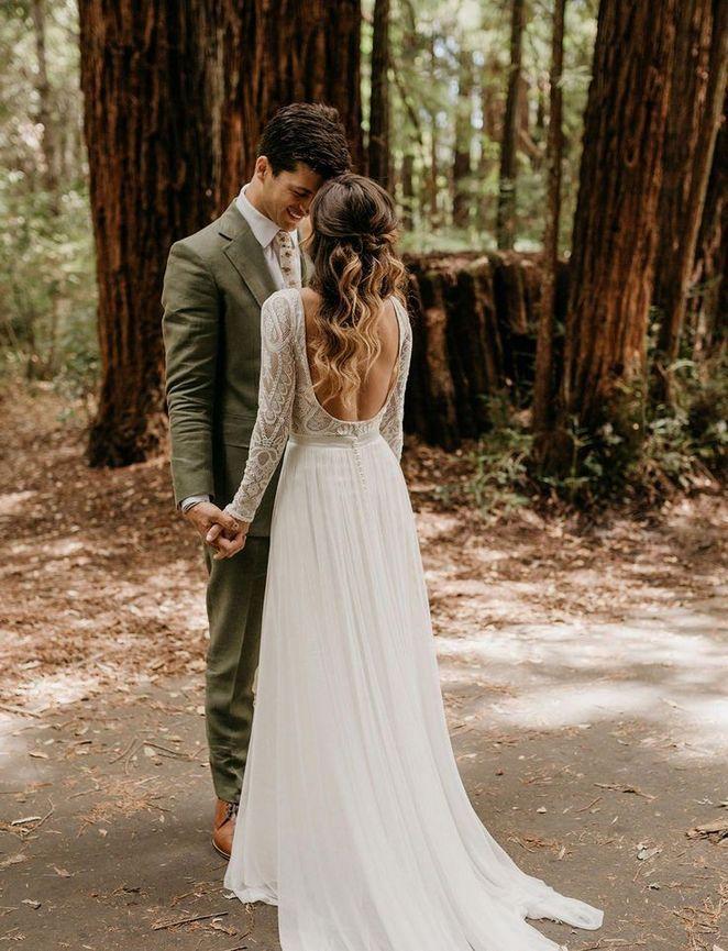 Свадебные тренды: какое платье выбрать этой осенью?