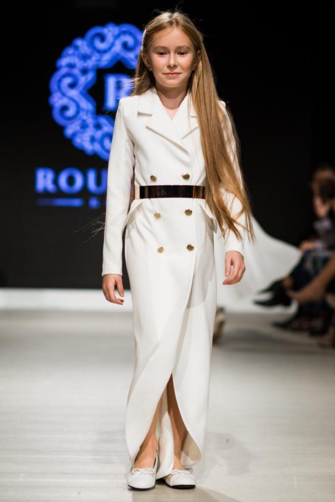 Junior Fashion Week в Киеве: бренд Roukoss-Kids представил коллекцию для детей