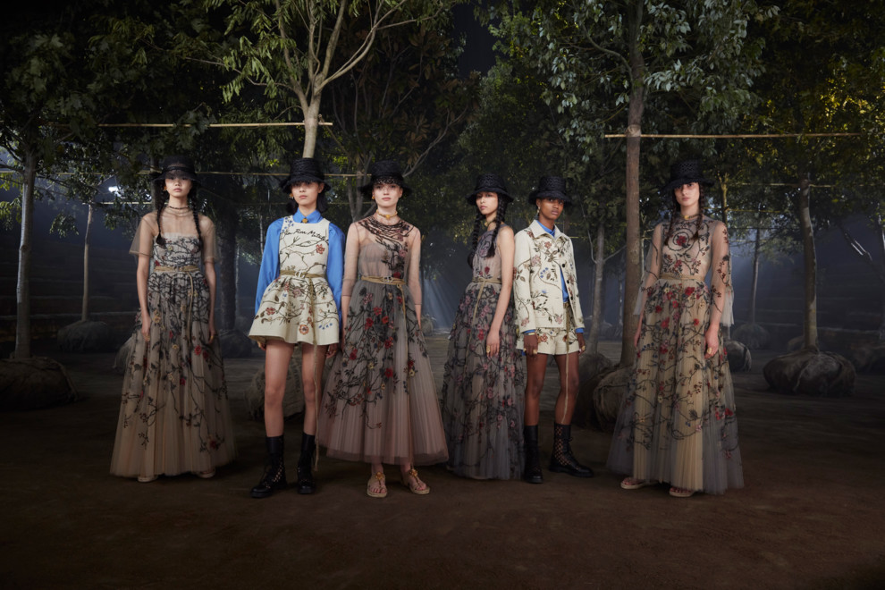 Инцидент в Китае: Dior не показали на карте Тайвань
