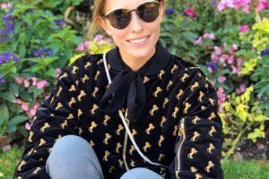 Икона стиля: Катя Осадчая произвела фурор новым осенним образом