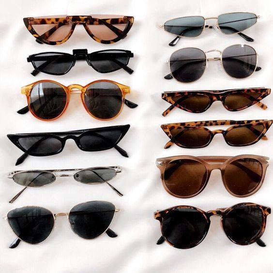 Трендовые солнцезащитные очки на 2019 и 2020 год