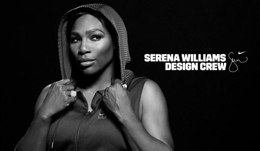 Nike и Серена Уильямс: создание новой коллекции и поиск дизайнеров