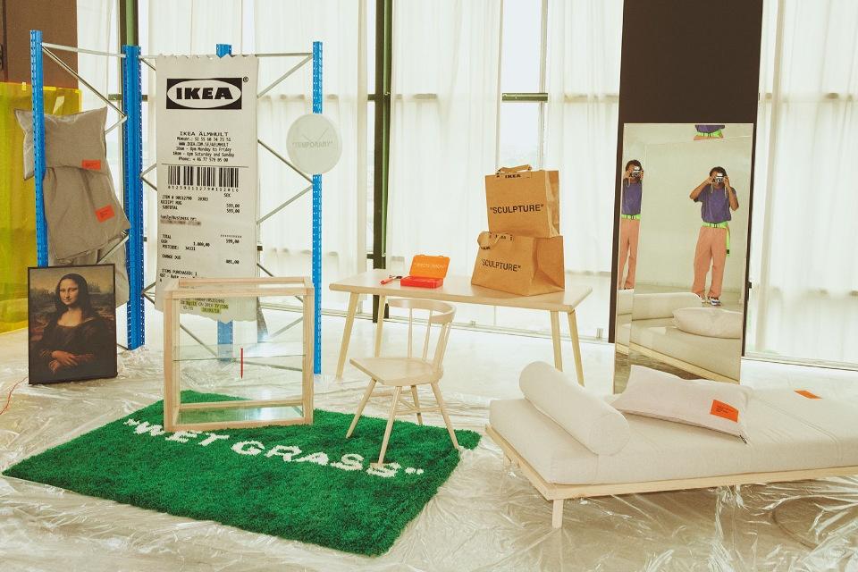 Вирджил Абло создал коллекцию для Ikea