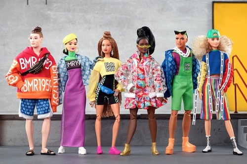 60-ти летие Барби: коллекция кукол в образах Street style