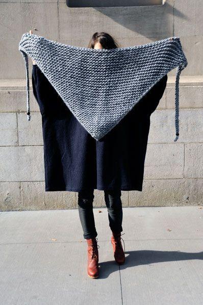 Трендовые шарфы осень-зима 2019