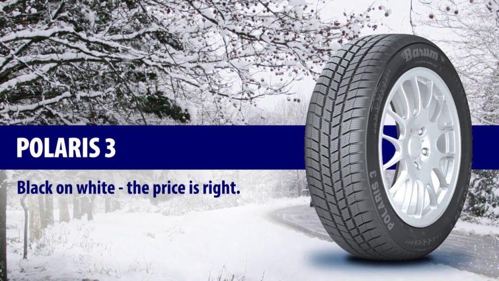 Зимние автомобильные шины Barum: особенности и актуальные модели