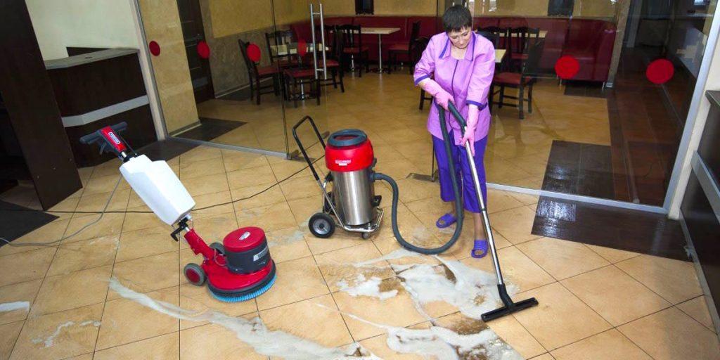 Прибирання після ремонту: доручіть справу професіоналам
